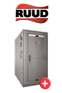 Rheem Prestige Series: Up to 96% AFUE ECM Motor Variable Speed Multi Position