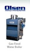OMGB Cast Iron Atmospheric Vent Gas Boiler
